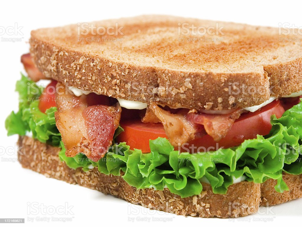 Sandwich stock photo