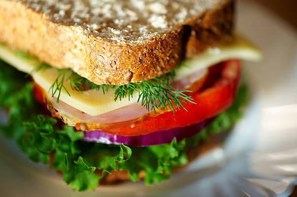 sandwich - delis stock photos and pictures