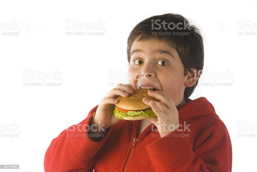 Sándwich - foto de stock