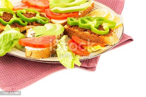 istock Sandwiches 1291547984