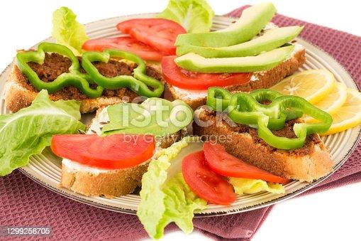 istock Sandwiches 1299256705