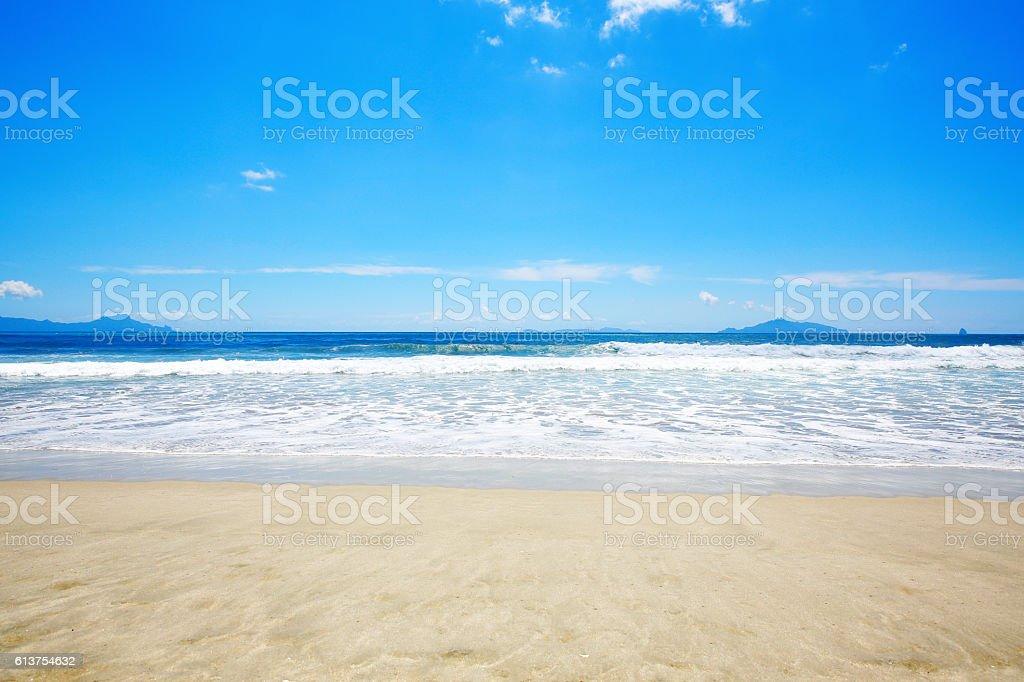 Sandy Beach, Waipu Area, Northland, North Island, NZ – Foto