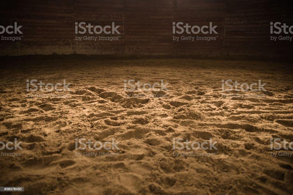 Sandy cheval manège - Photo