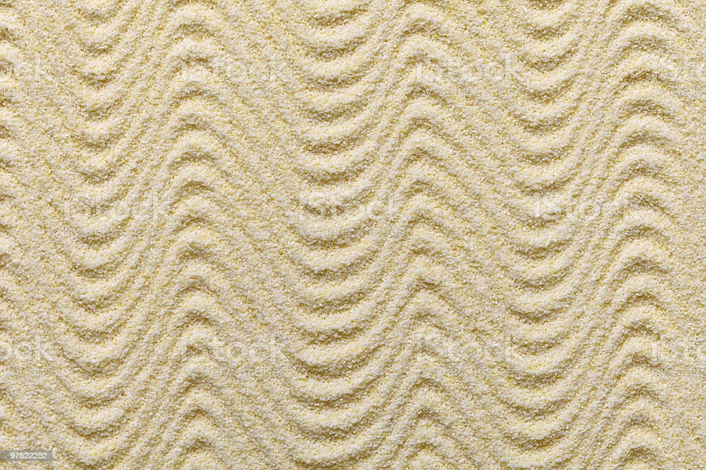 Sandy yellow decorative background royalty-free stock photo