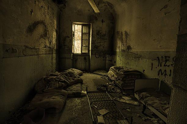 sanitarium - hopital psychiatrique photos et images de collection