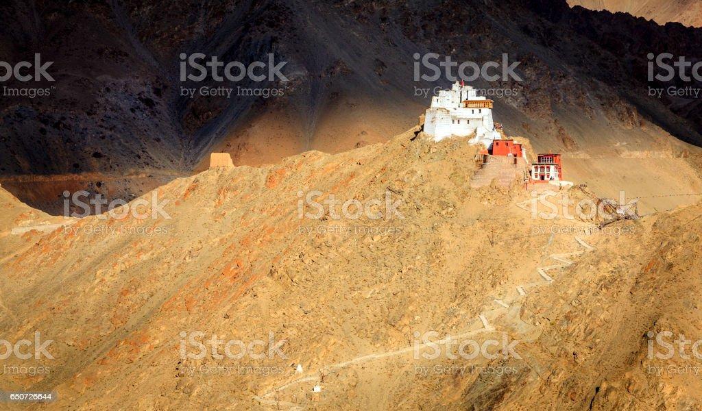 Sankar Monastery stock photo
