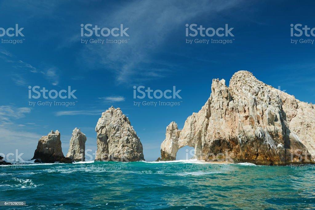 Sanny day in Cabo San Lucas - foto de stock