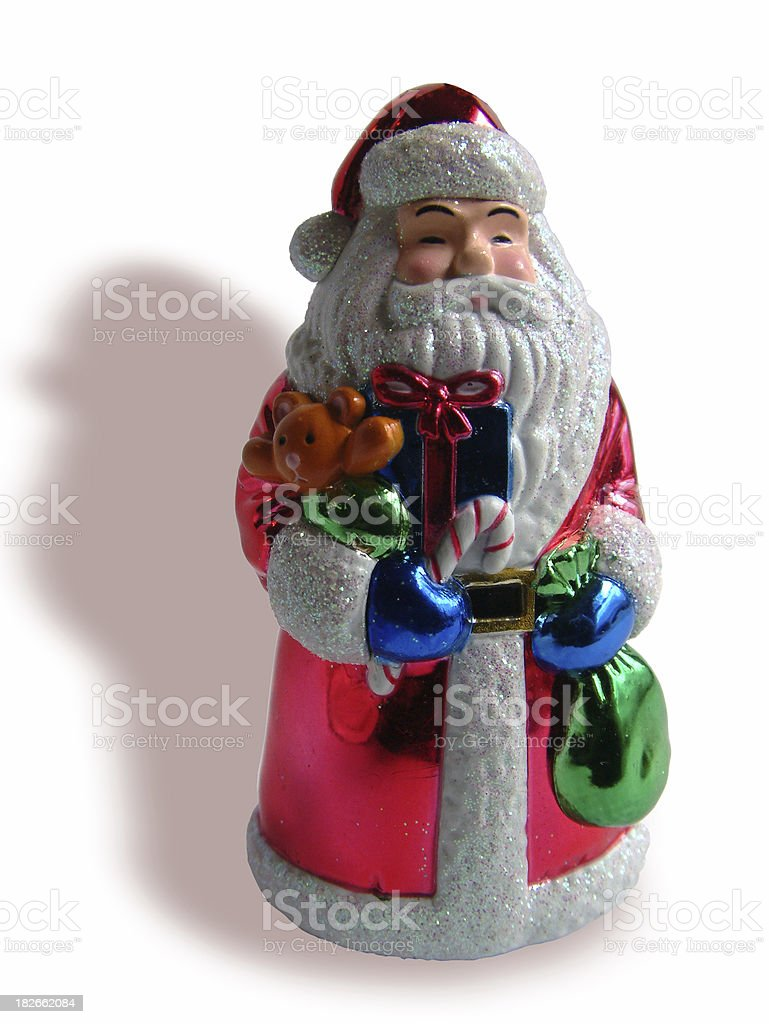 Santa 1 royalty-free stock photo