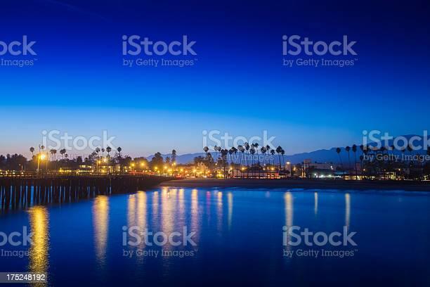 Santa Barbara View Stock Photo - Download Image Now