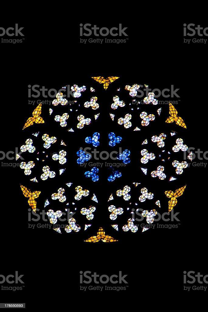 santa chiara naples royalty-free stock photo