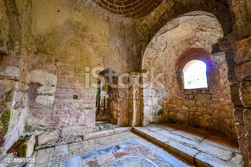 Santa Claus church, Demre / Antalya Turkey.
