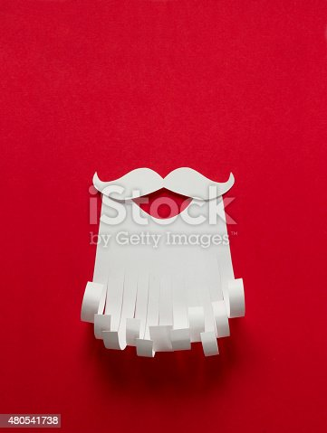 istock Santa Claus conceptual background 480541738