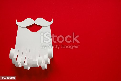 istock Santa Claus conceptual background 527392693