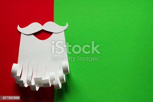 527392693 istock photo Santa Claus conceptual background 527392699
