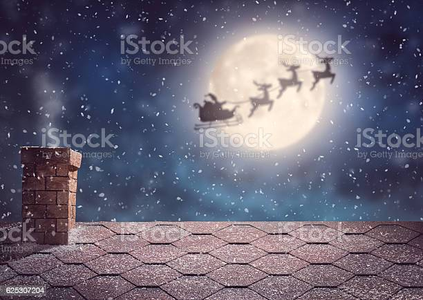 Santa claus flying in his sleigh picture id625307204?b=1&k=6&m=625307204&s=612x612&h=n0yz m3vqtqr3j6s3ck56 embylqwwgmzvurx21jq e=