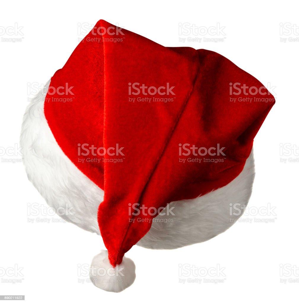 5fe9ff34a9f santa claus hat royalty-free stock photo