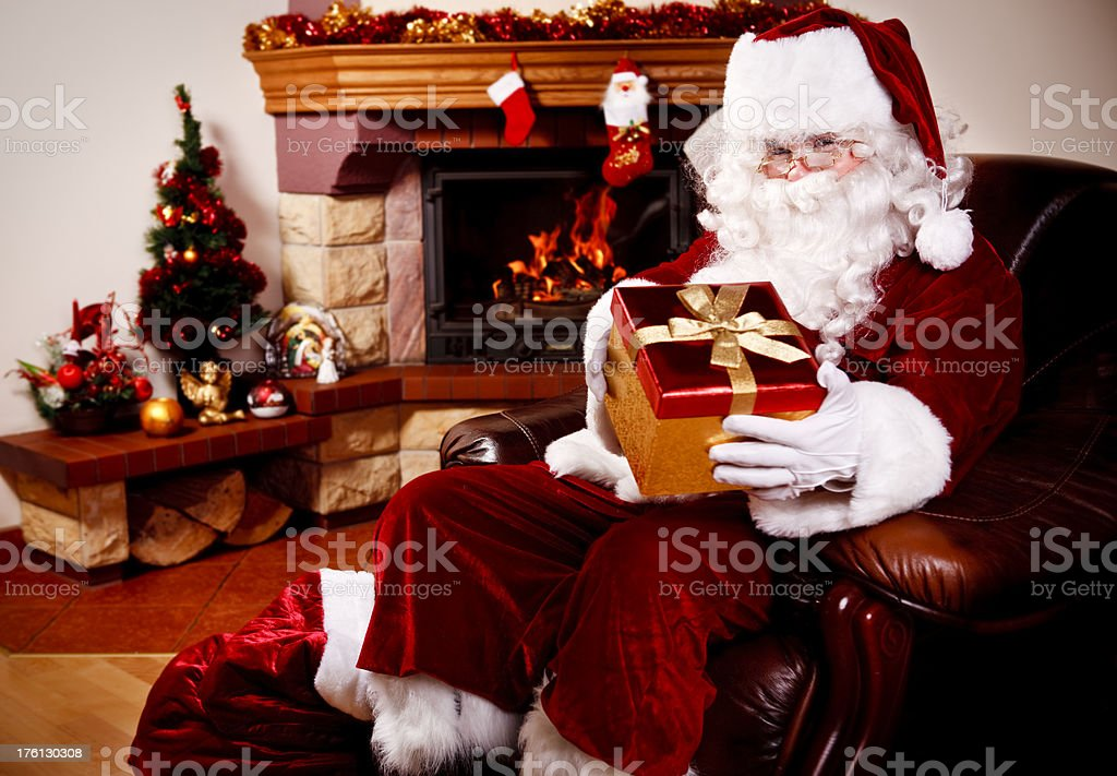 Santa Claus - Photo