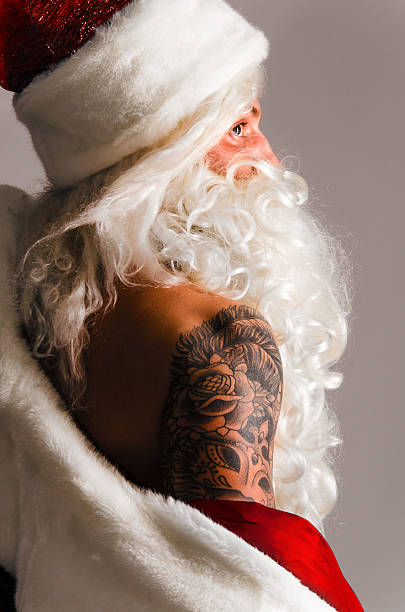 Best Female Santa Clause Naked HD