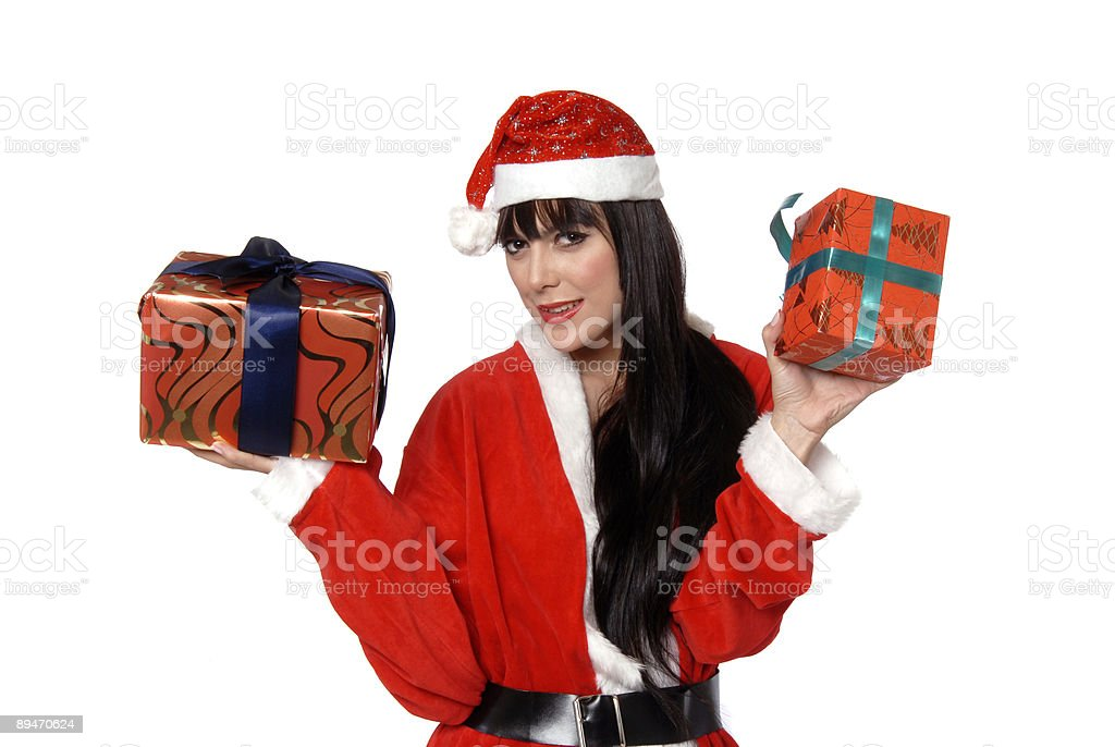 Santa Claus royalty-free stock photo