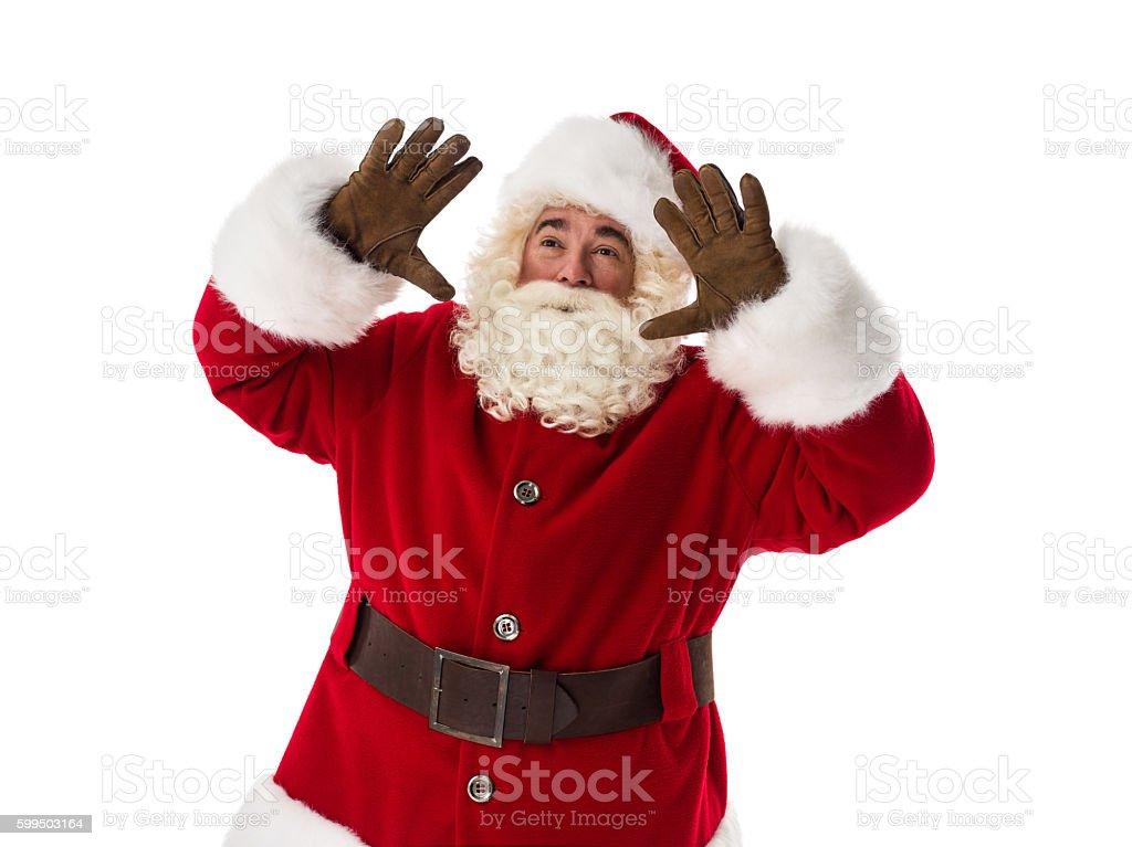 Santa Claus Portrait stock photo