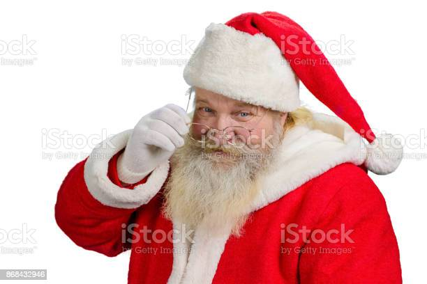 Santa claus removing his glasses picture id868432946?b=1&k=6&m=868432946&s=612x612&h=0 s0xiaes3cws8g1jttx5sc5y uxoij828n65e4bg0k=