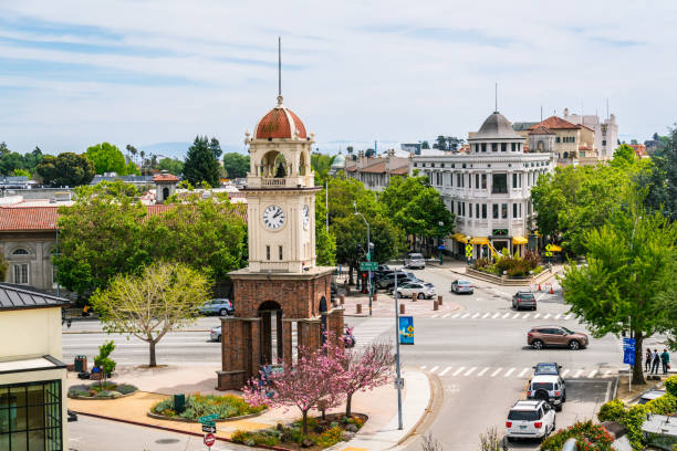 Santa Cruz , California stock photo