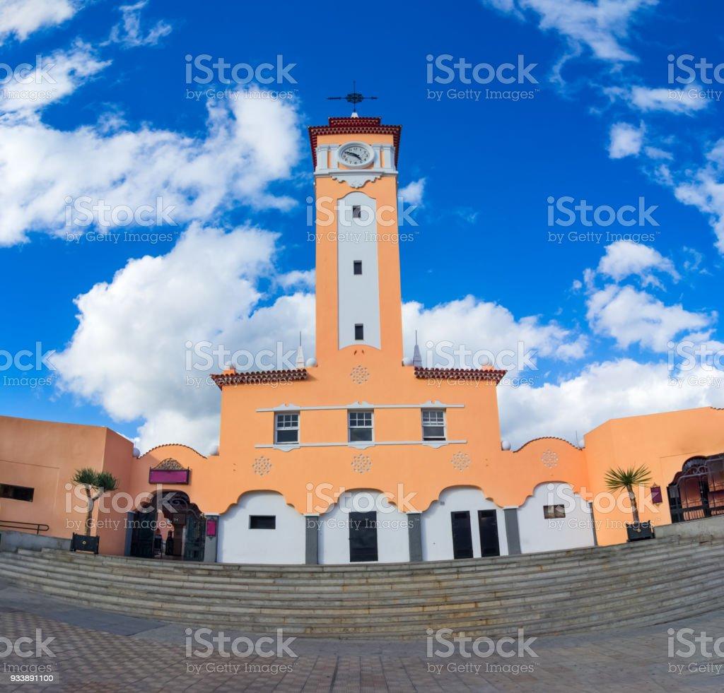 Santa Cruz de Tenerife, Canary islands, Spain: Municipal Market Our Lady of Africa La Recova stock photo