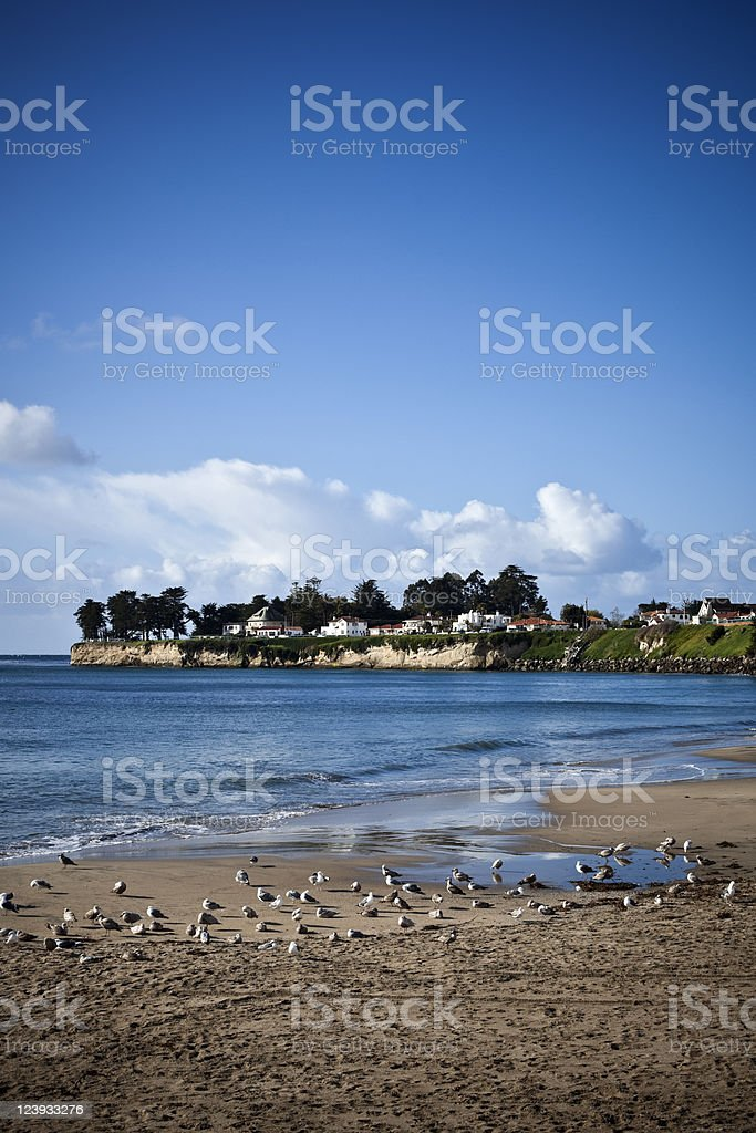 Santa Cruz stock photo