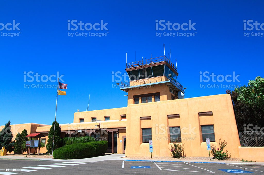 Santa Fe Airport New Mexico Stock Photo Download Image Now Istock