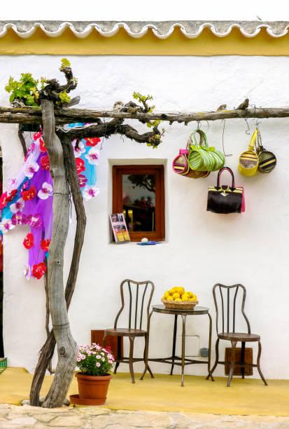 Santa Gertrudis de Fruitera, Ibiza, Balearic Islands / Spain stock photo