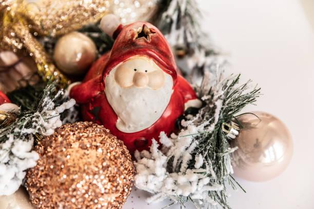 Santa hat and christmas balls on the white new year new year new year picture id1272458531?b=1&k=6&m=1272458531&s=612x612&w=0&h=79ptwgrroy qomwlwxo203qnrroowryz9cmpdkpot3e=