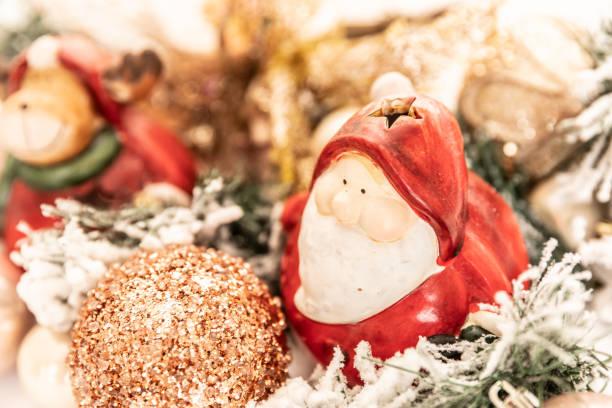 Santa hat and christmas balls on the white new year new year new year picture id1272458561?b=1&k=6&m=1272458561&s=612x612&w=0&h=glsotvvsrynicbtom4b42of5v1c1tvqr6q7lygzmfug=