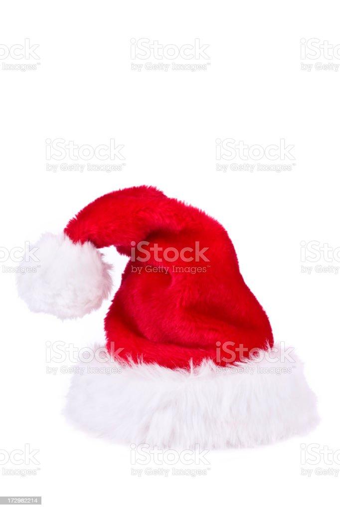 Santa Hat (XXL) royalty-free stock photo