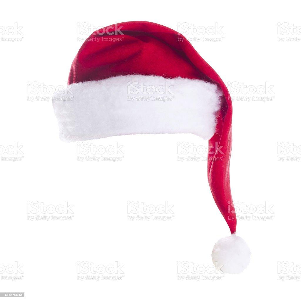 Santa Hat royalty-free stock photo
