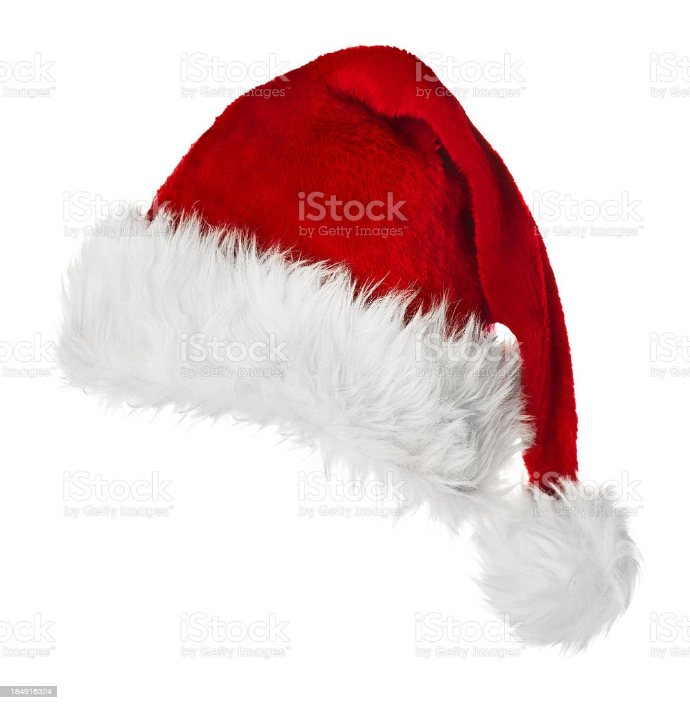 Santa Hat royalty-free stock photo