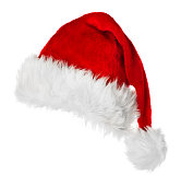 istock Santa Hat 184916324