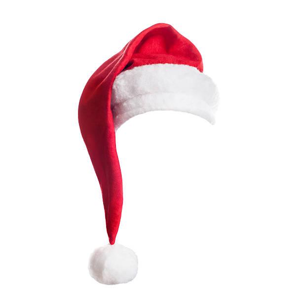 santa hat - santa hat stock pictures, royalty-free photos & images