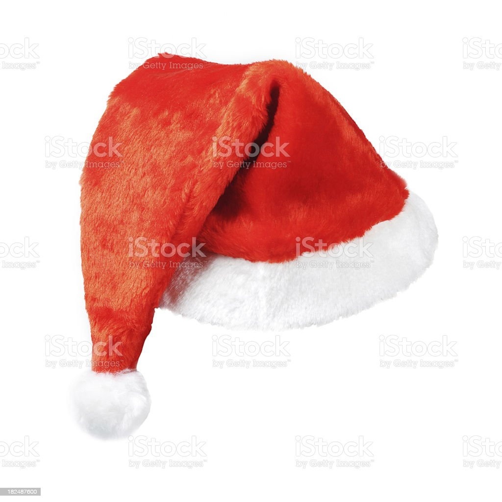 Santa Hat - XLarge royalty-free stock photo