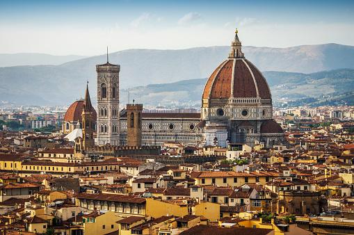Santa Maria Del Fiore Duomo, Florence, Italy