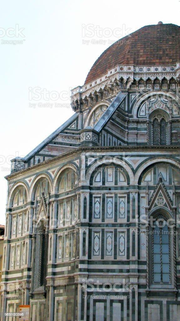 Santa Maria del Fiore - Florence - Toskana royalty-free stock photo