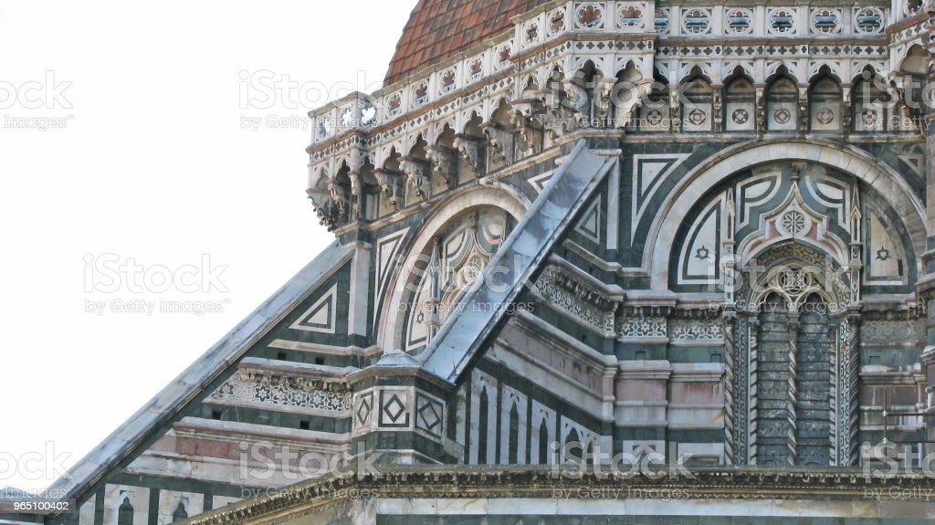 Santa Maria del Fiore - Florence - Toskana zbiór zdjęć royalty-free