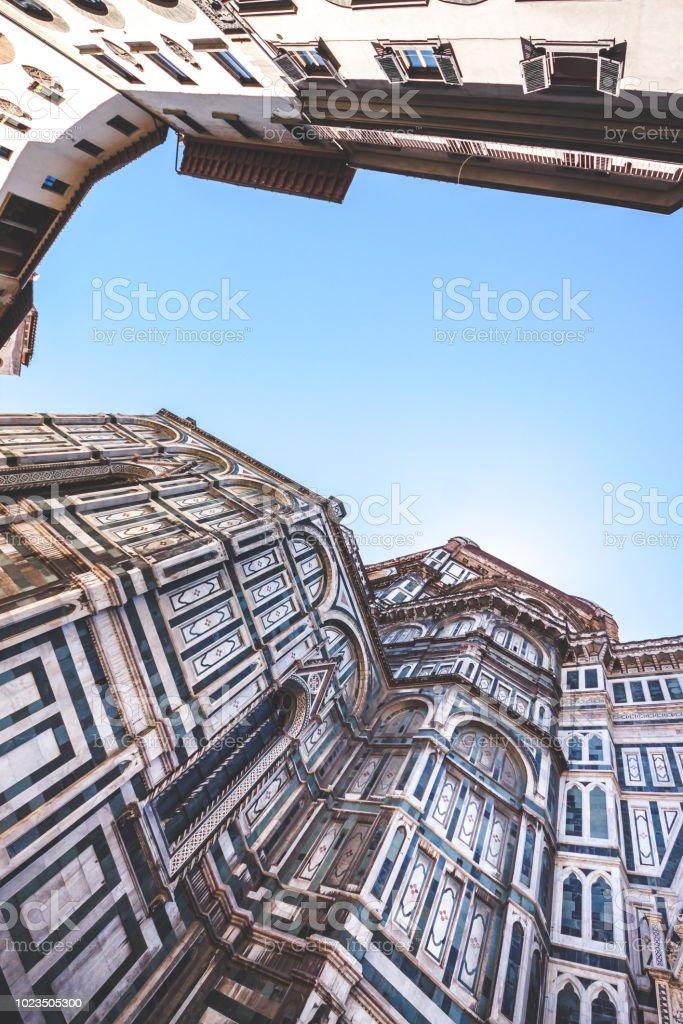Santa Maria del Fiore stock photo