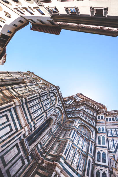 Santa Maria del Fiore stock photo