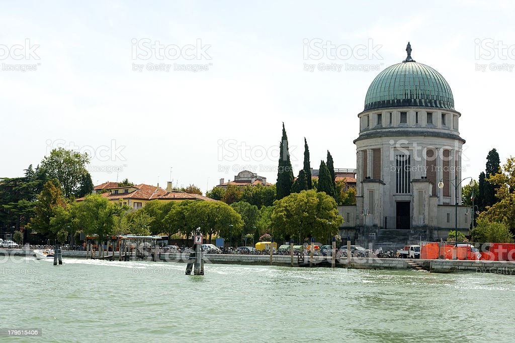Santa Maria della Vittoria royalty-free stock photo