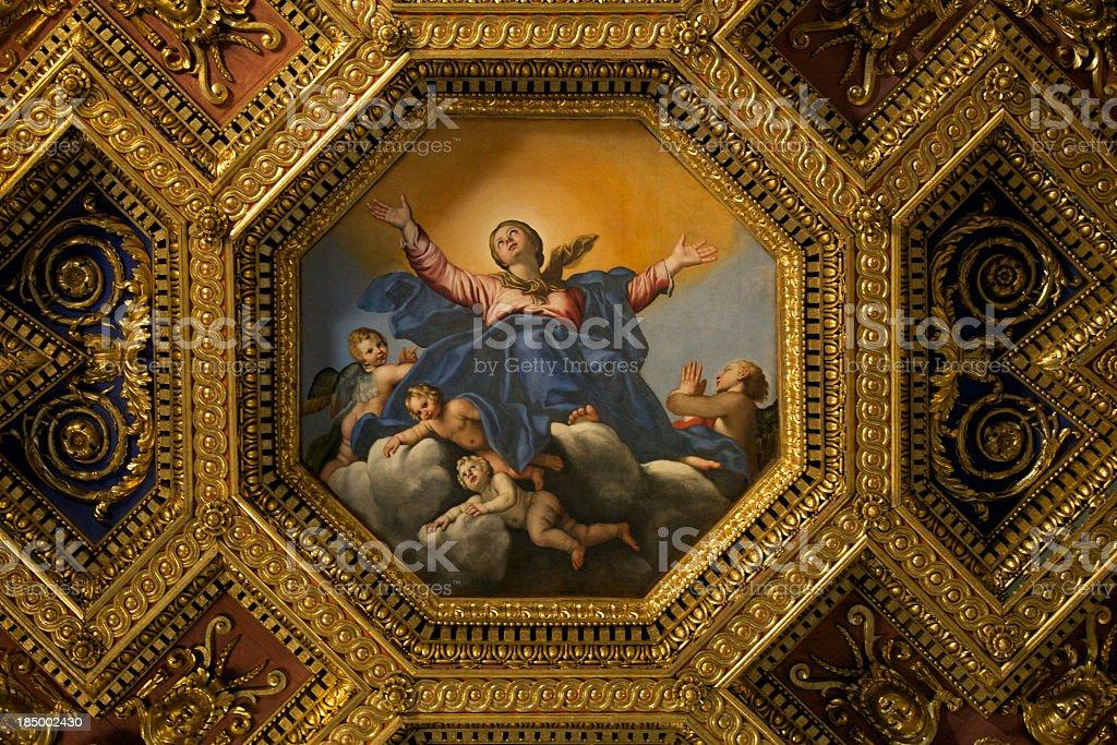 Santa Maria à Trastevere, Rome - Photo