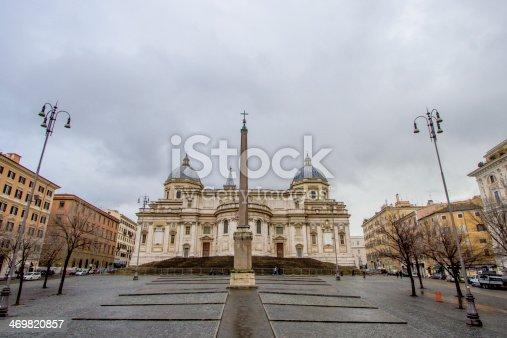 istock Santa Maria Maggiore 469820857