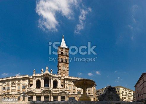 istock Santa Maria Maggiore, Roma, Italia 94330417