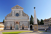 Santa Maria Novella is a church in Florence, Italy, situated just across from the main railway station which shares its name.
