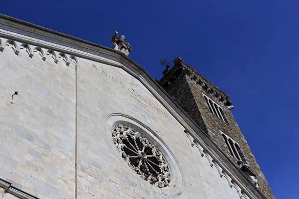 santa maria - la spezia foto e immagini stock