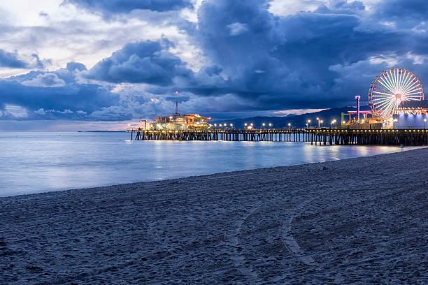 Santa Monica beach – zdjęcie